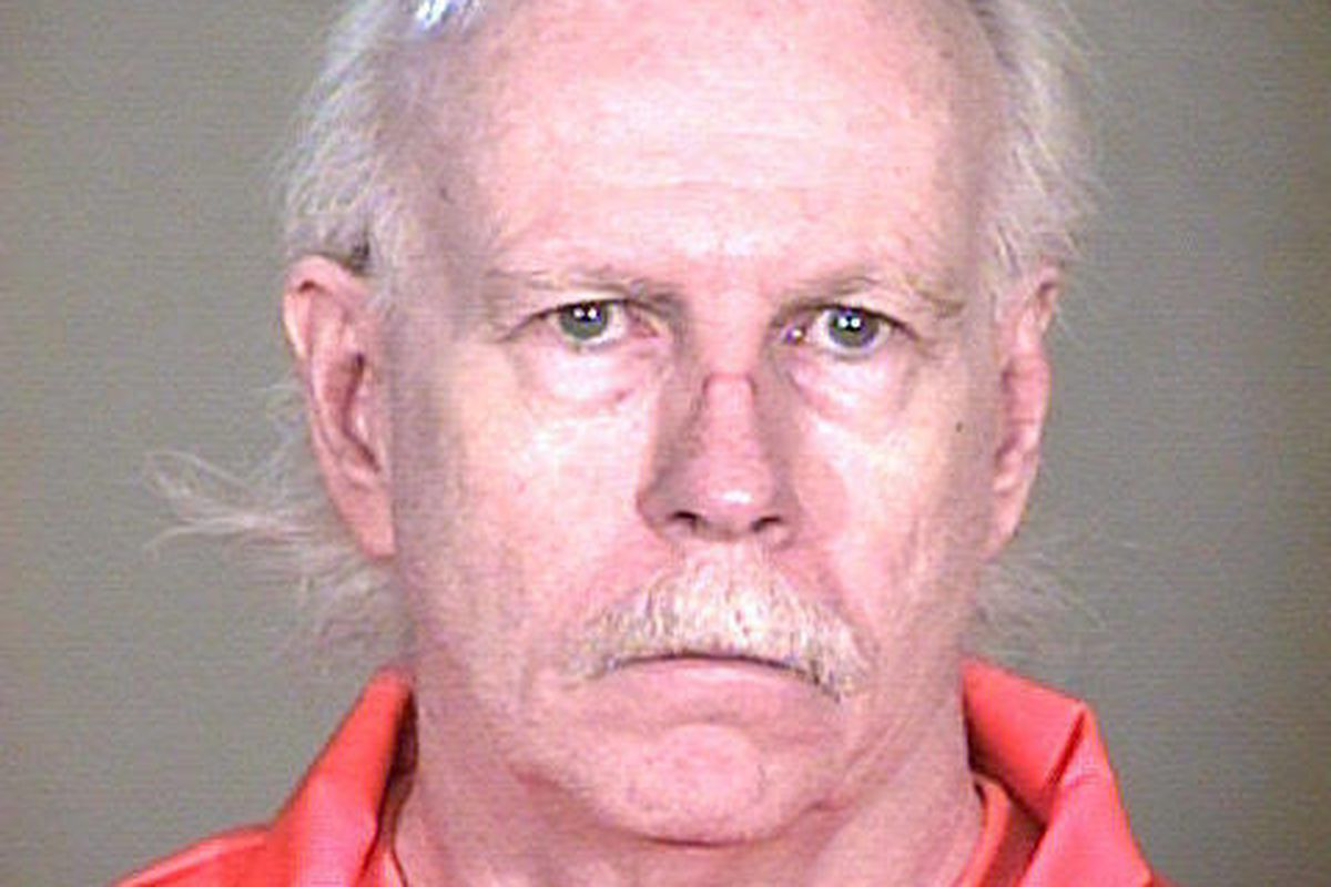 In this undated photo provided by the Arizona Department of Corrections shows Thomas Arnold Kemp, a death-row inmate.  Kemp convicted of killing a Tucson college student after robbing him of $200 is set to be executed on Wednesday, April 25, 2012,  in wha