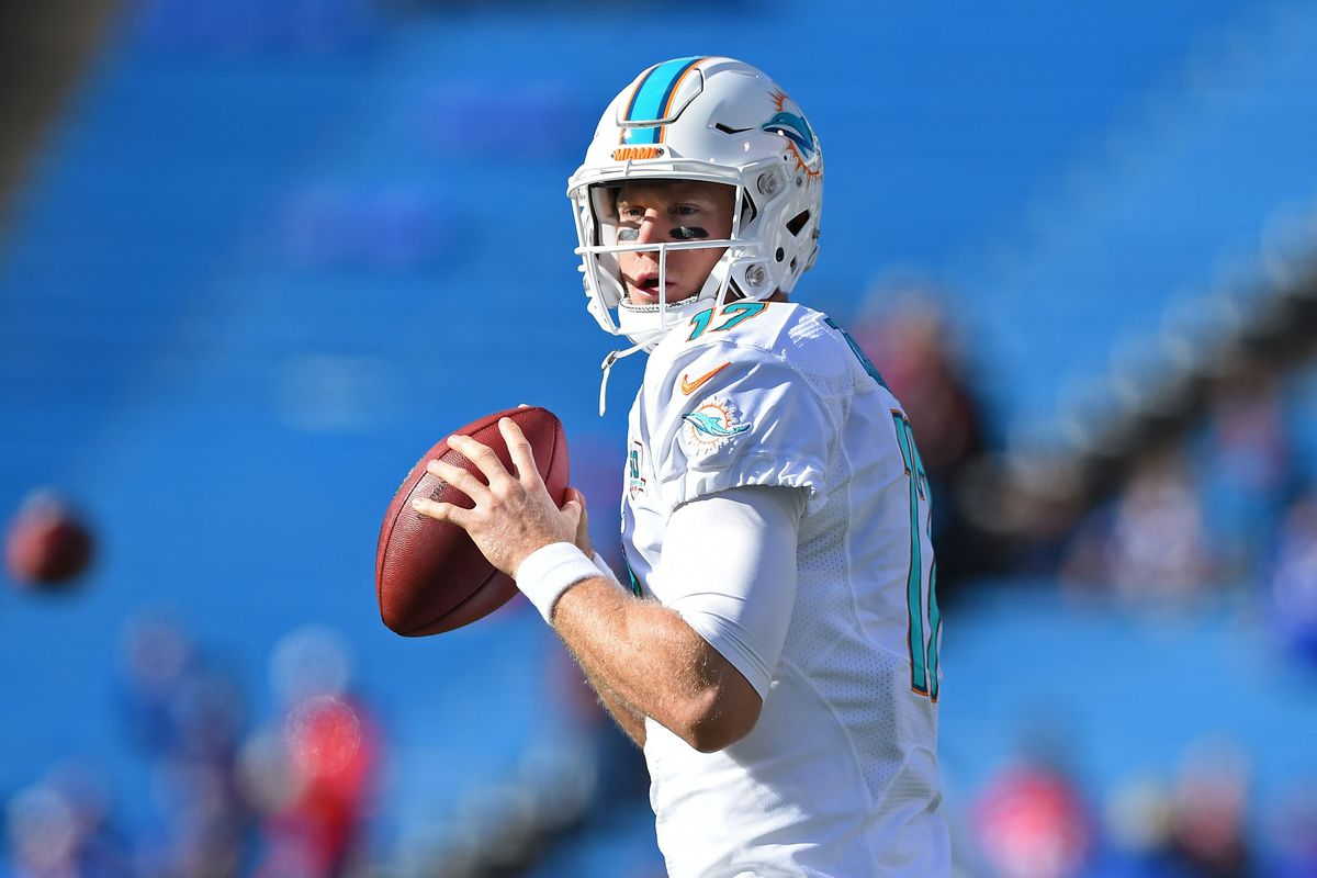 Can Ryan Tannehill and the Eagles knock off the Dolphins this week?