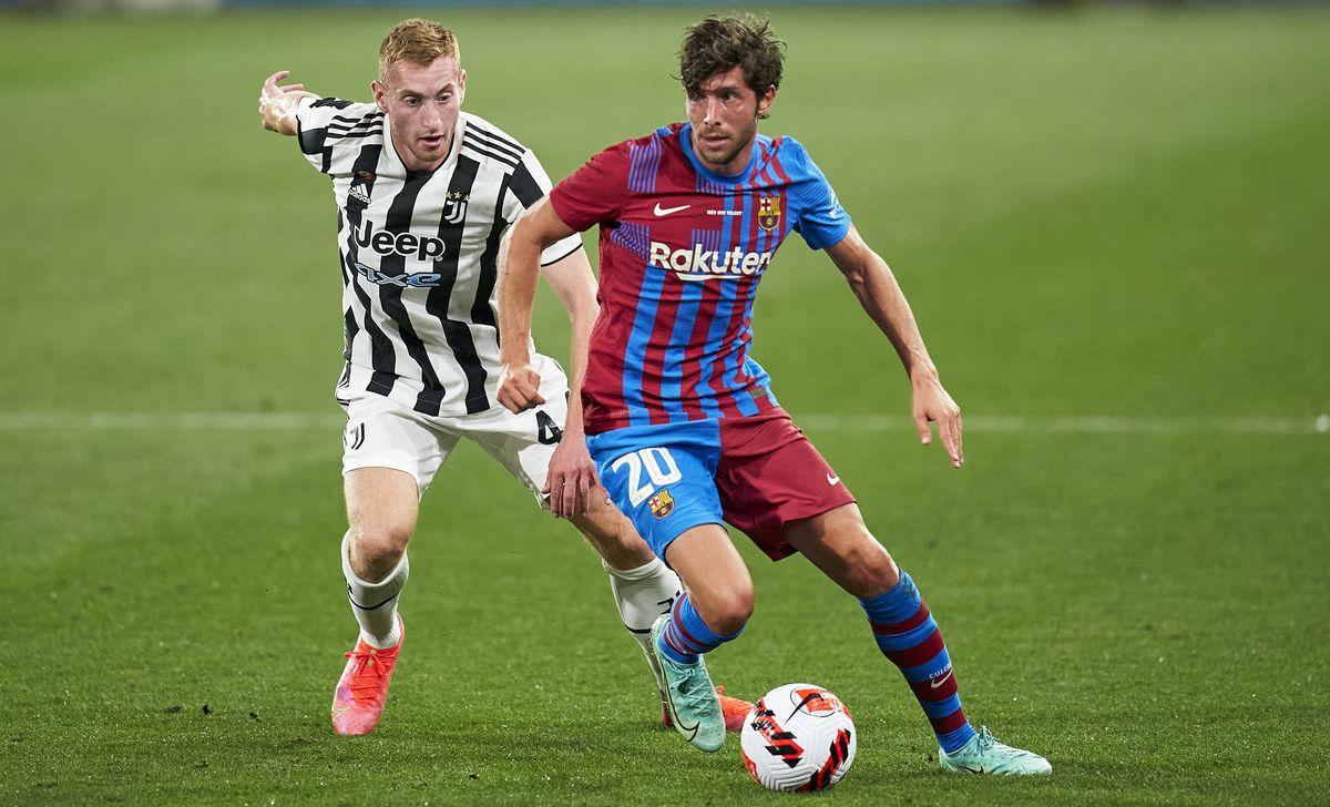 FC Barcelona v Juventus - Joan Gamper Trophy