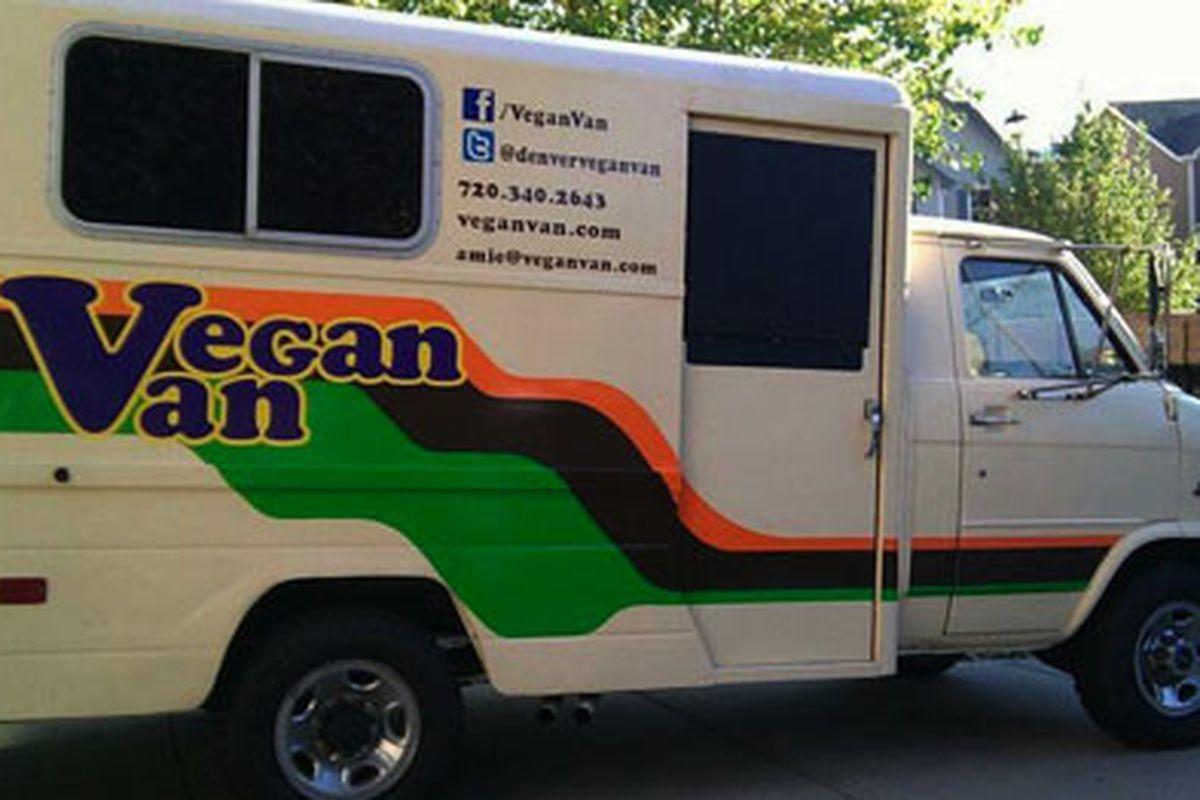 Vegan Van