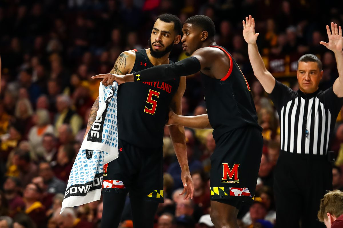 NCAA Basketball: Maryland at Minnesota