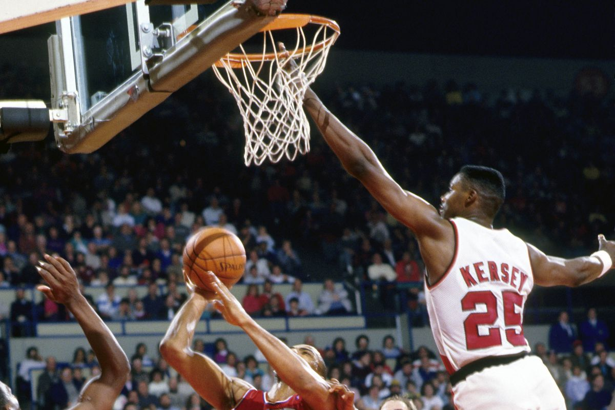 Jerome Kersey is one of four basketball stars who have passed since the year began.