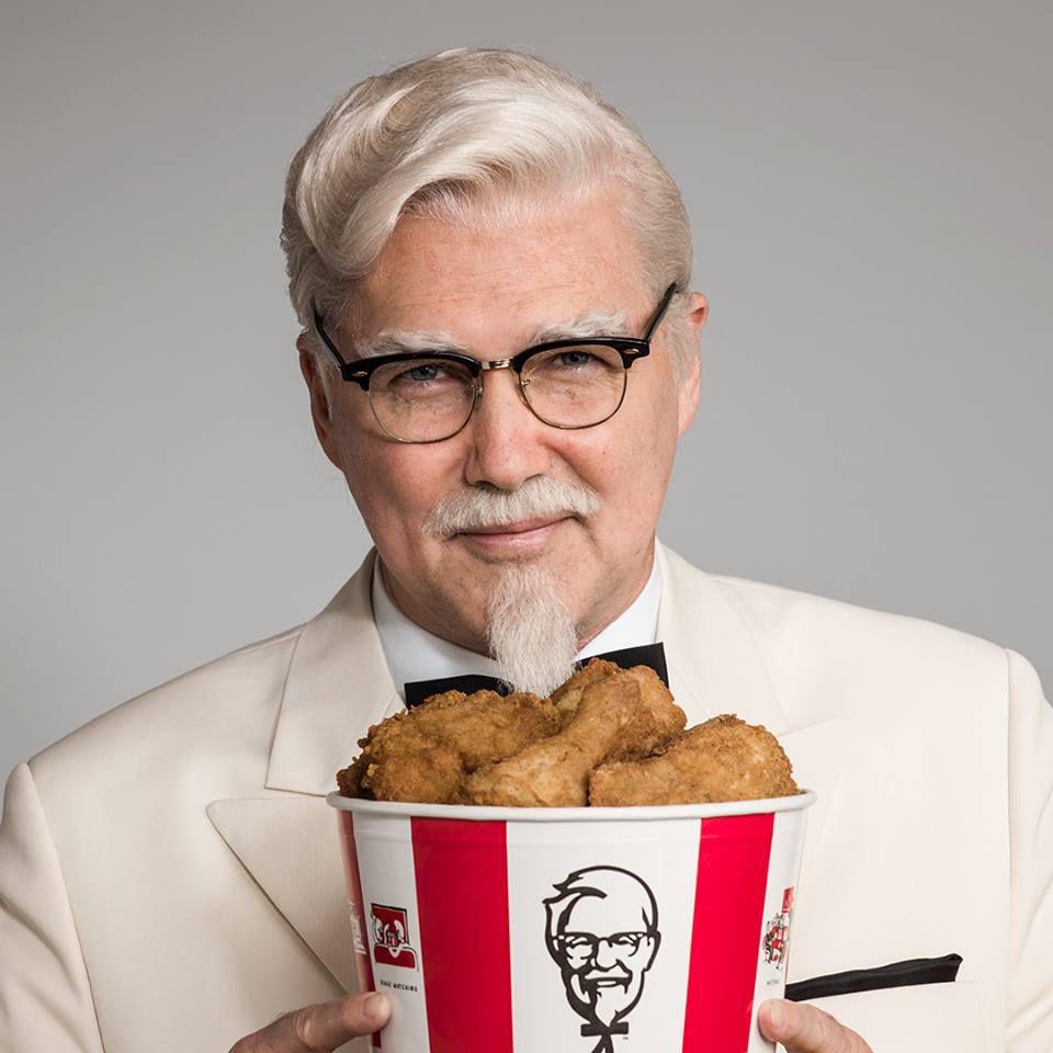 KFC Norm MacDonald