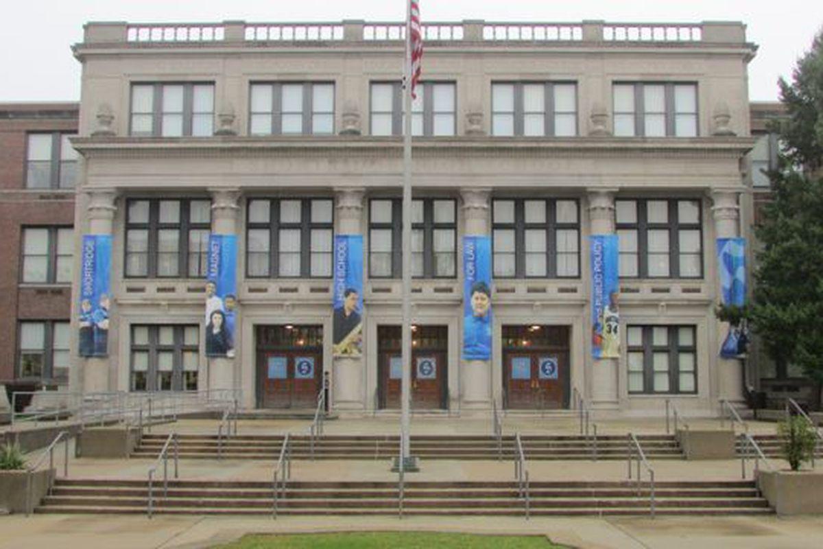 Shortridge High School