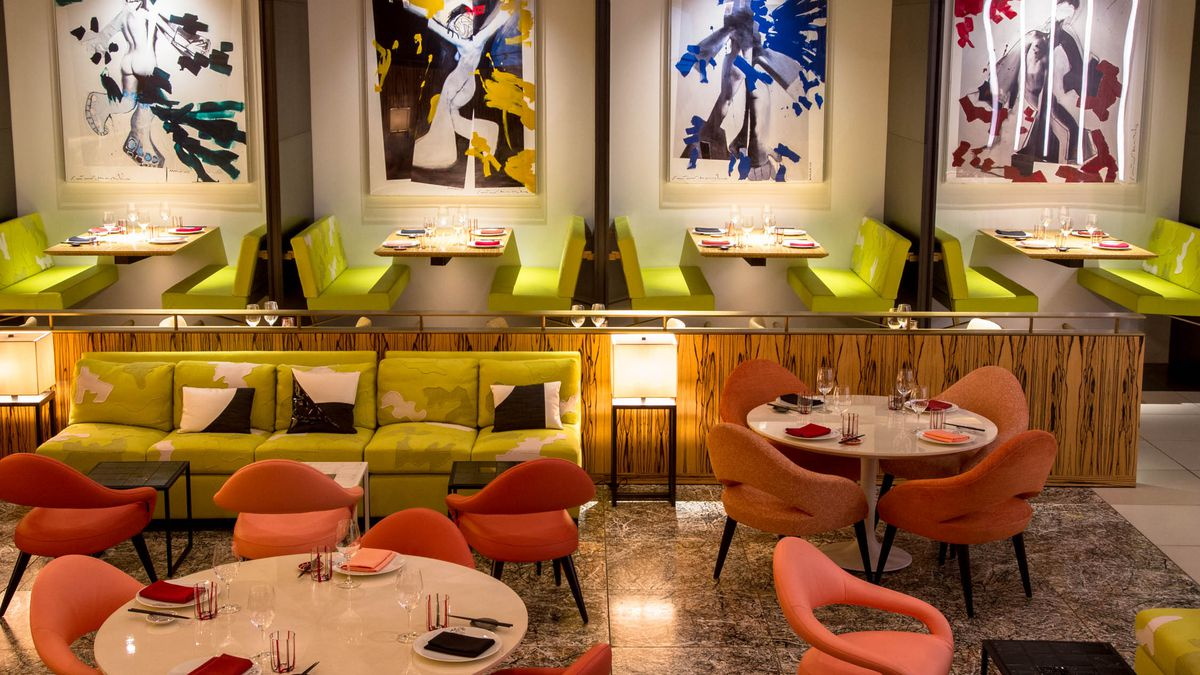 The Lobster Club Unleashes Its Colorful \'See and Be Seen\' Midtown ...