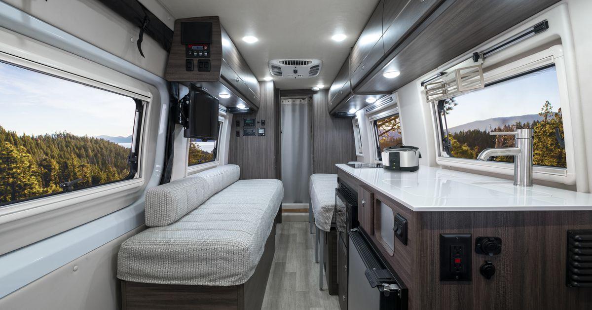 Winnebago S New Boldt Camper Van Offers 4x4 Adventure Curbed