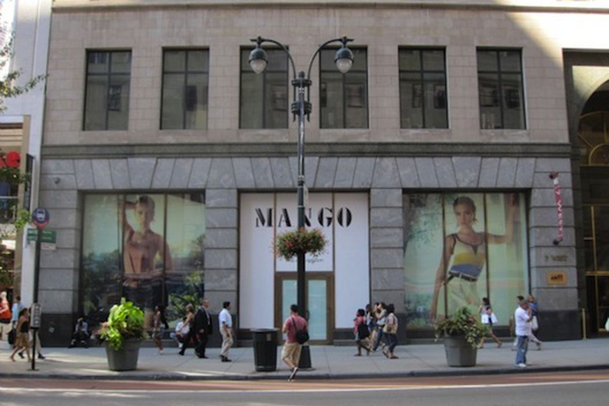 """Mango in the works on 34th Street via <a href=""""http://www.dnainfo.com/20110714/midtown/its-soho-midtown-with-highend-fashion-moving-34th-street#ixzz1S6fDdXG3"""">DNA Info</a>"""