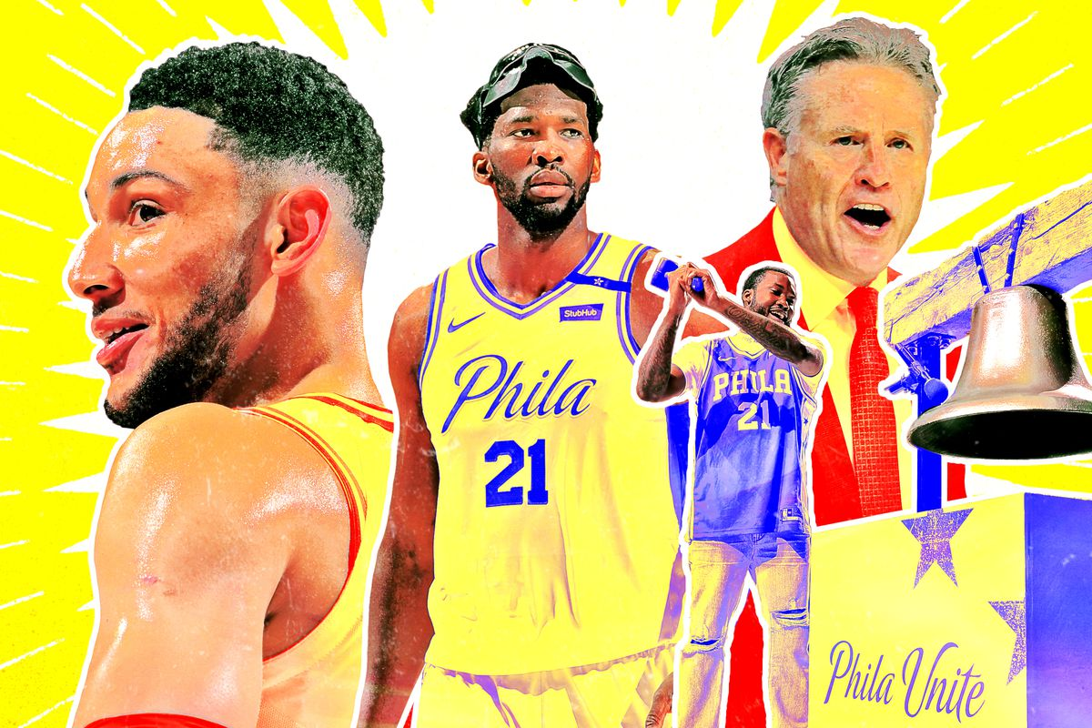 the best attitude 1f700 bb7f1 The Sixers' Moment Has Arrived - The Ringer
