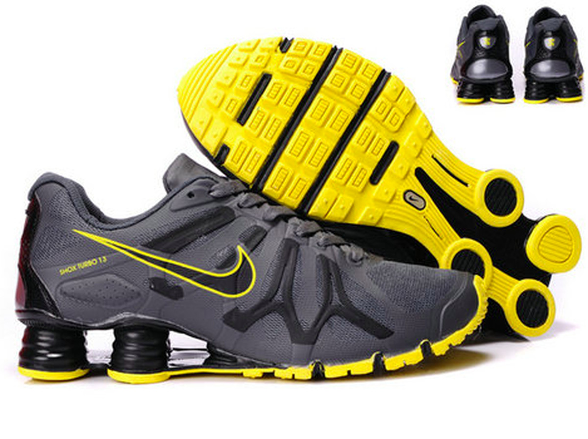 And in other cases the company did waaaay too much with the Nike Shox TL3:
