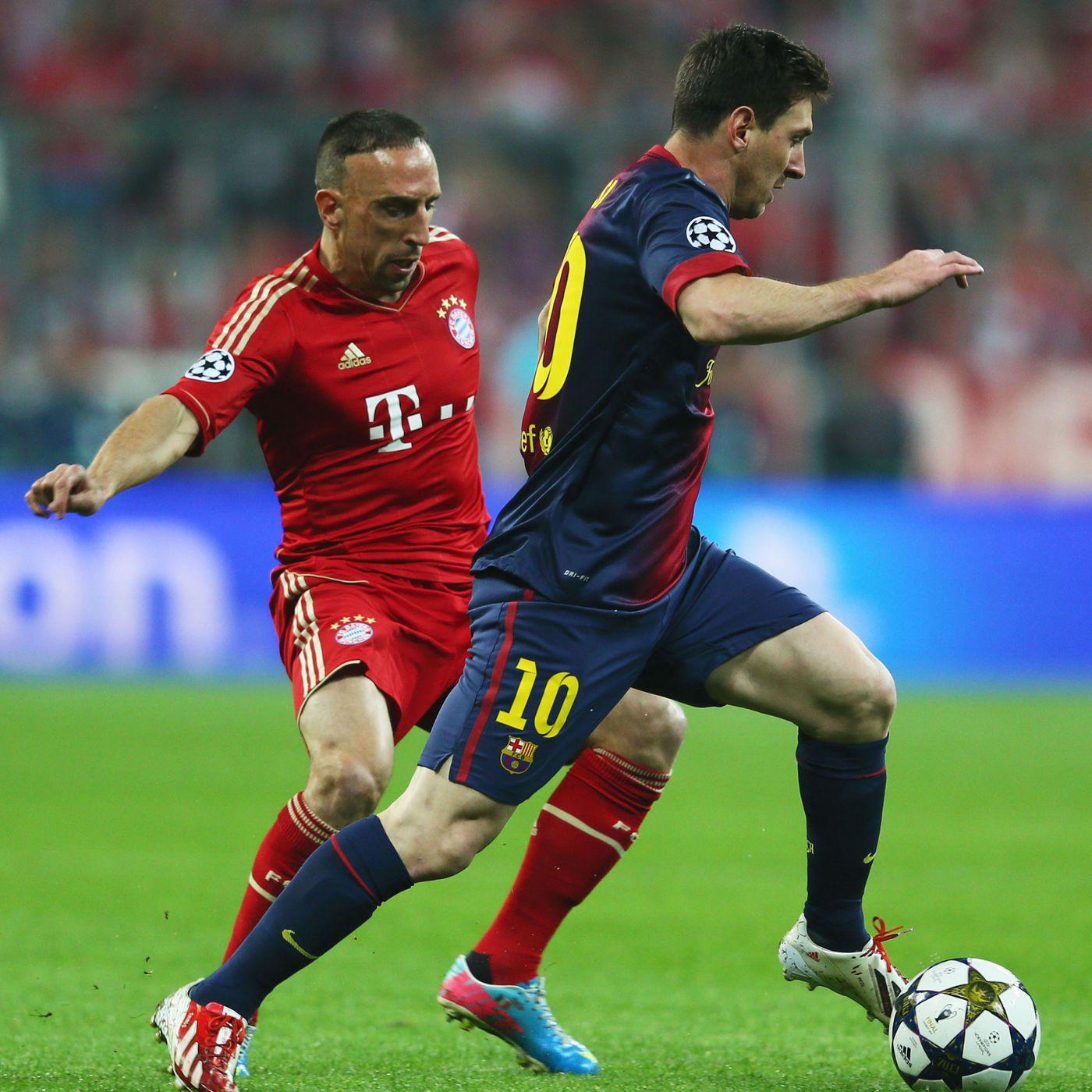 Bayern Munich Vs Fc Barcelona Predict The Score Barca Blaugranes