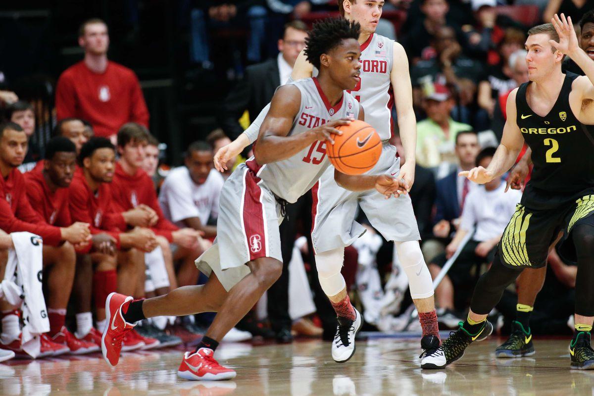 NCAA Basketball: Oregon at Stanford