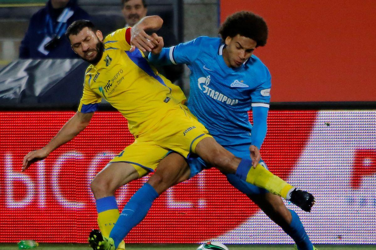 Milan should make a run at Axel Witsel, regardless of the price.