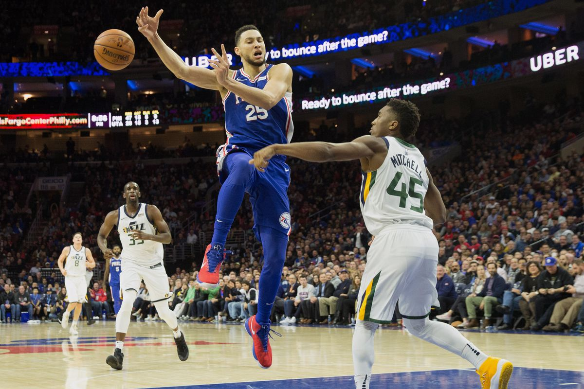 NBA Rookie of the Year  The Ben Simmons vs. Donovan Mitchell feud ... 2b8639bd6