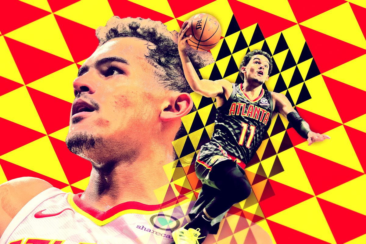 Trae Young Doesn T Need To Be Luka Doncic To Win Rookie Of