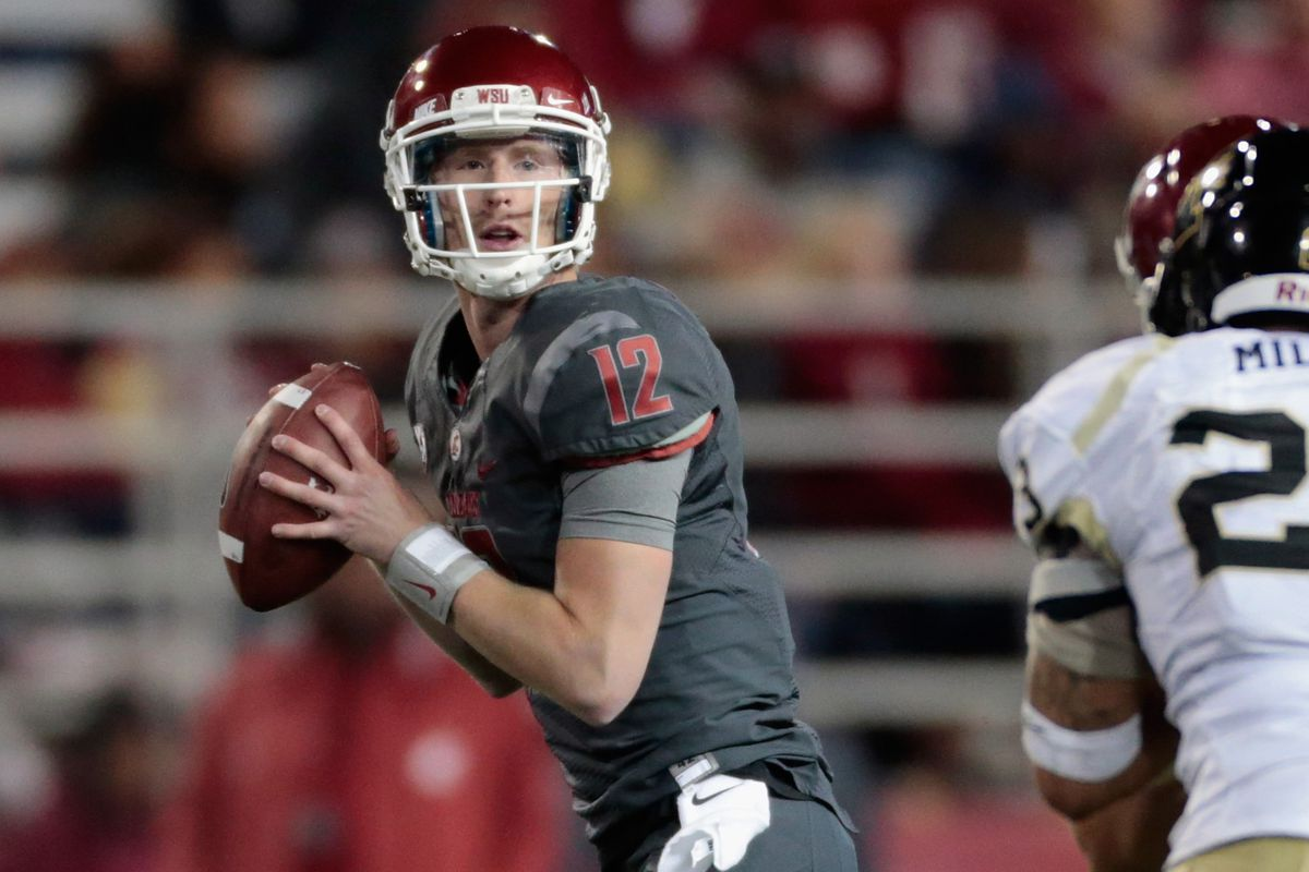 What can Oregon St. expect from Connor Halliday and the Cougs when the Beavers visit Washington St. Saturday night?