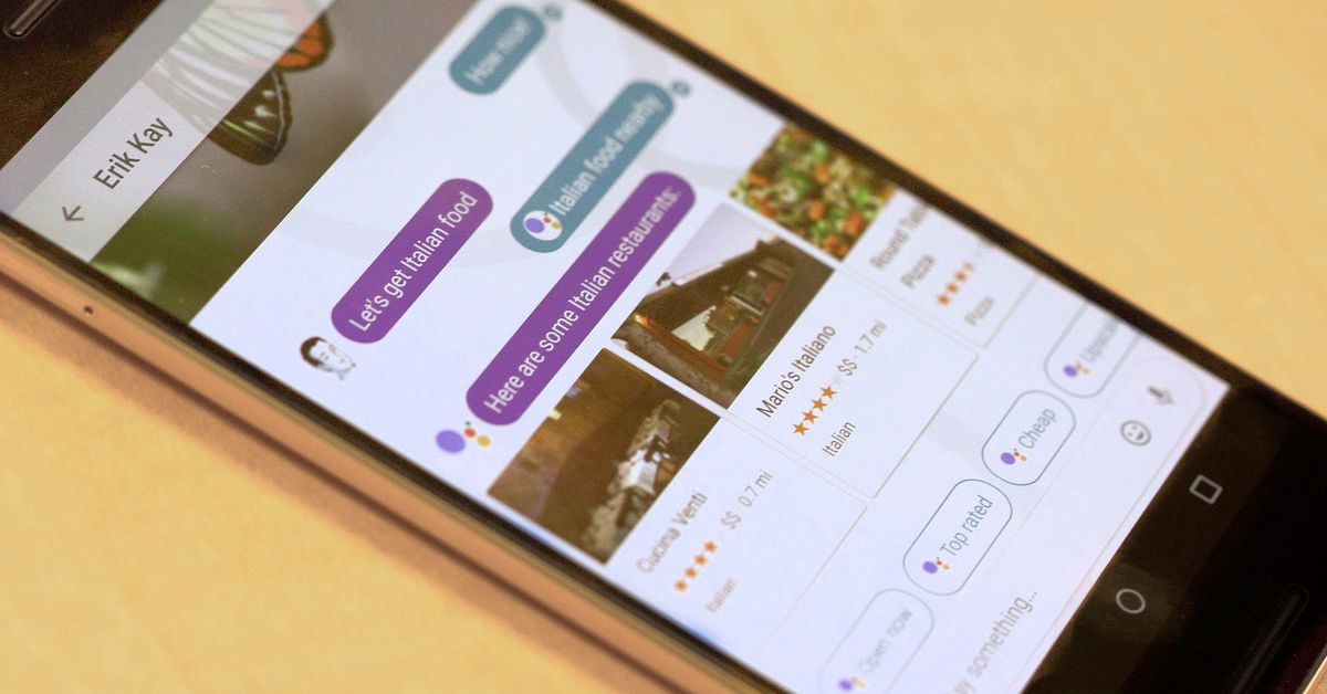 Google's Allo app can reveal to your friends what you've