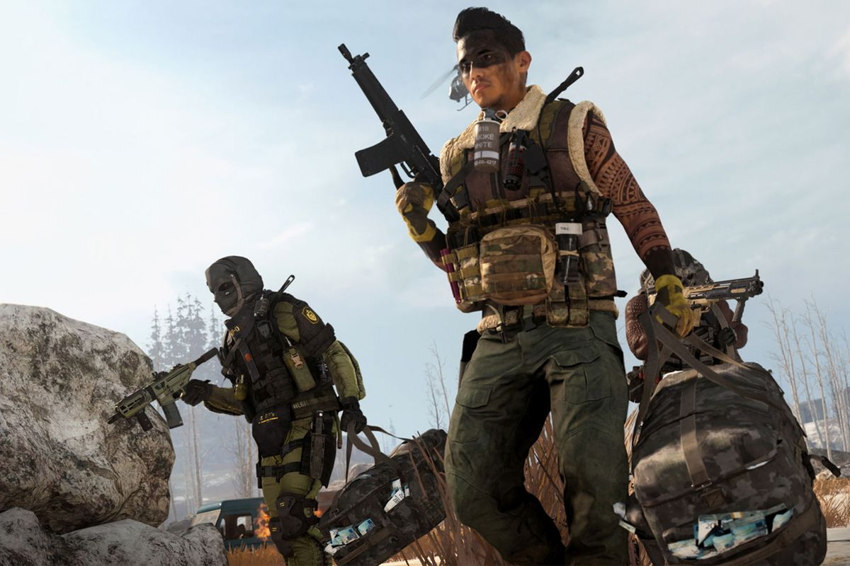 Call Of Duty Warzone Community Mad After Studio Replaces Bounties