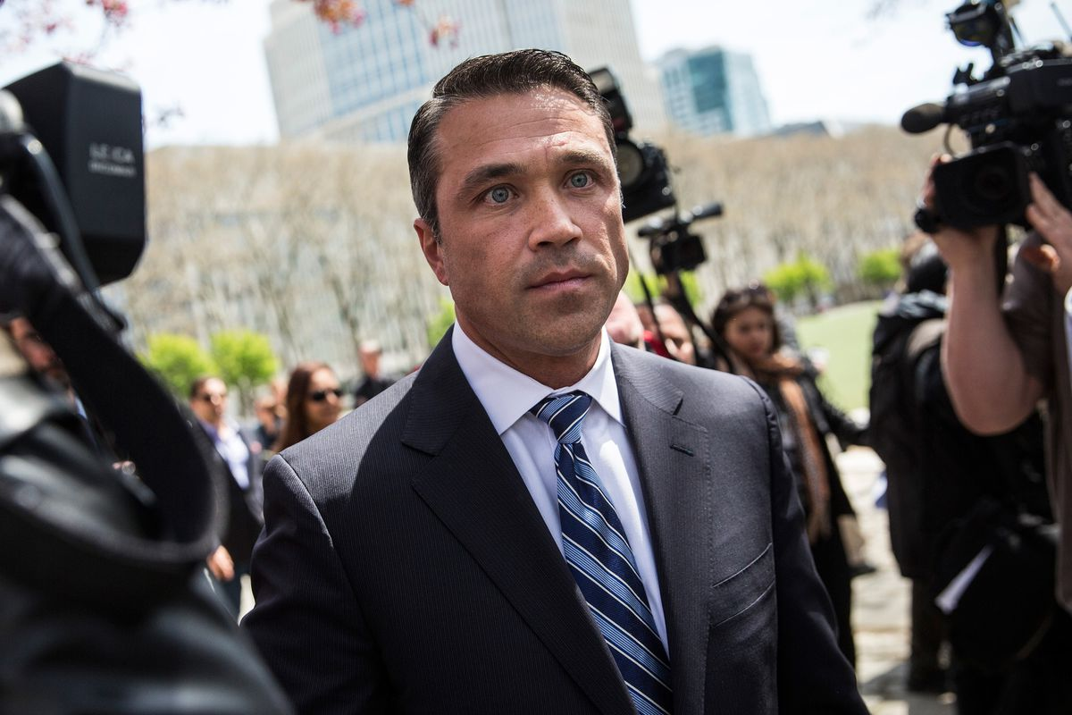 Rep. Michael Grimm, indicted today