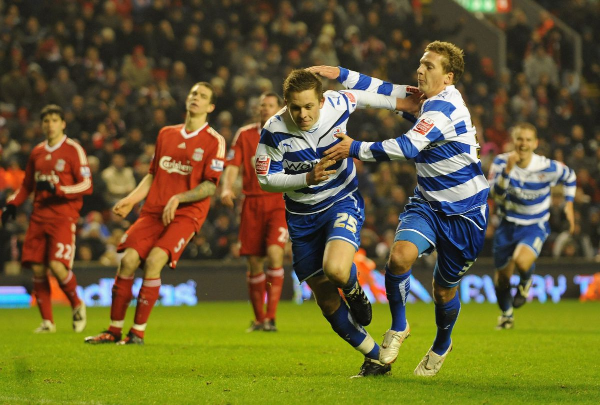 Liverpool v Reading - FA Cup 3rd Round Replay