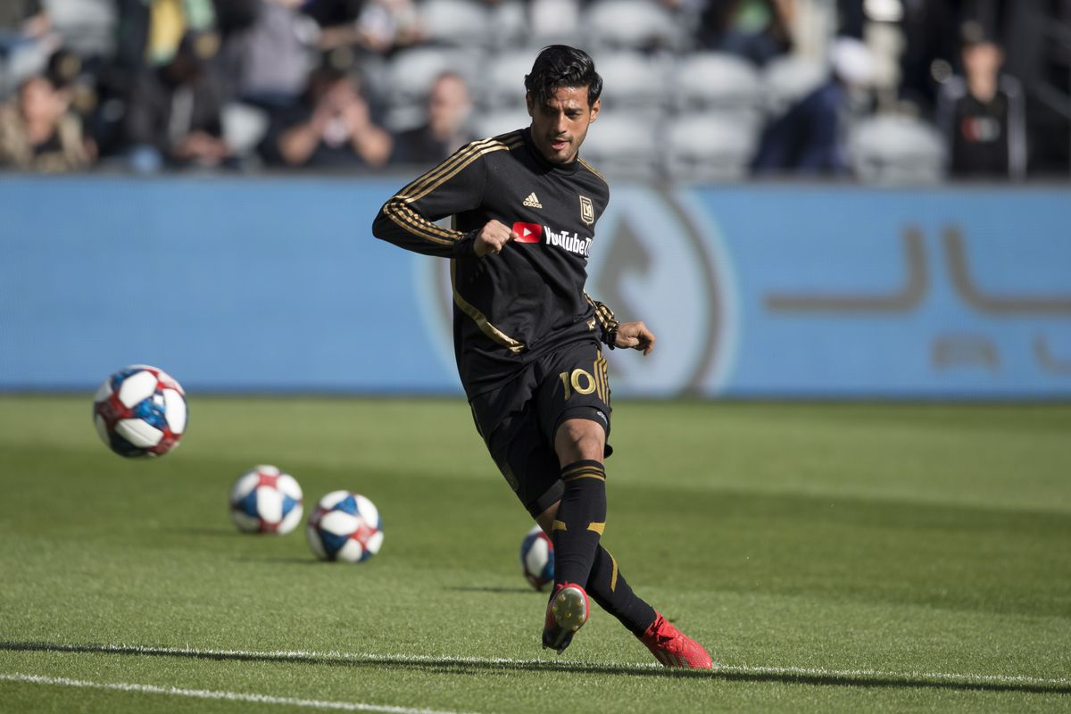 4fd59c82d1b LAFC captain Carlos Vela named MLS Player of the Week - Angels on Parade