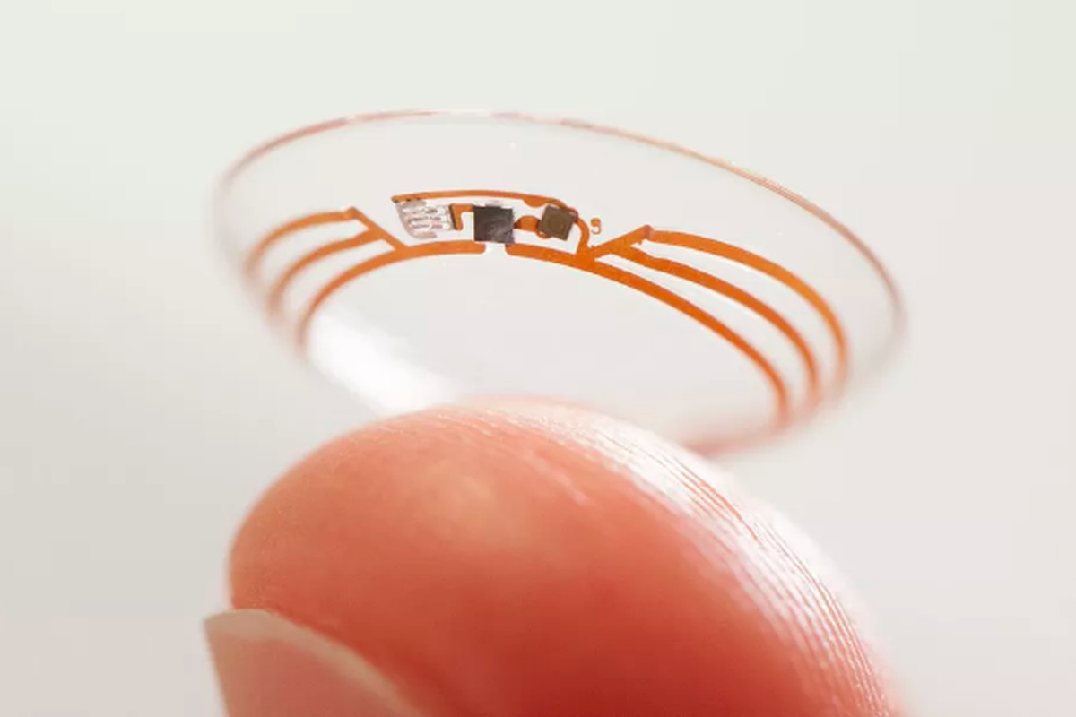 Verily pauses research on glucose-sensing contact lens - The Verge