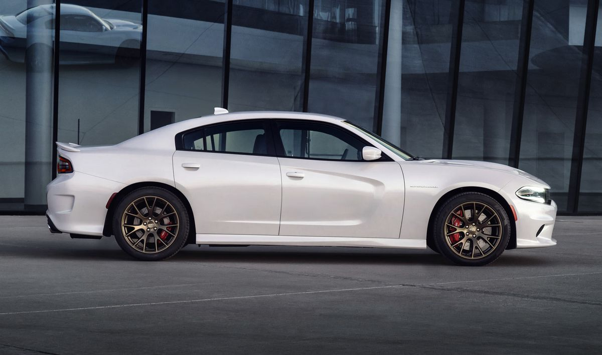 Dodge Charger Hellcat