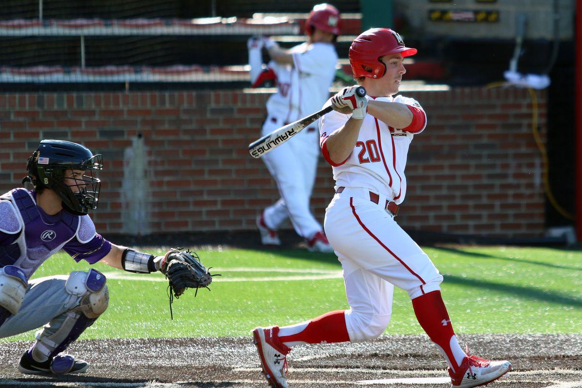 Maryland baseball Josh Maguire