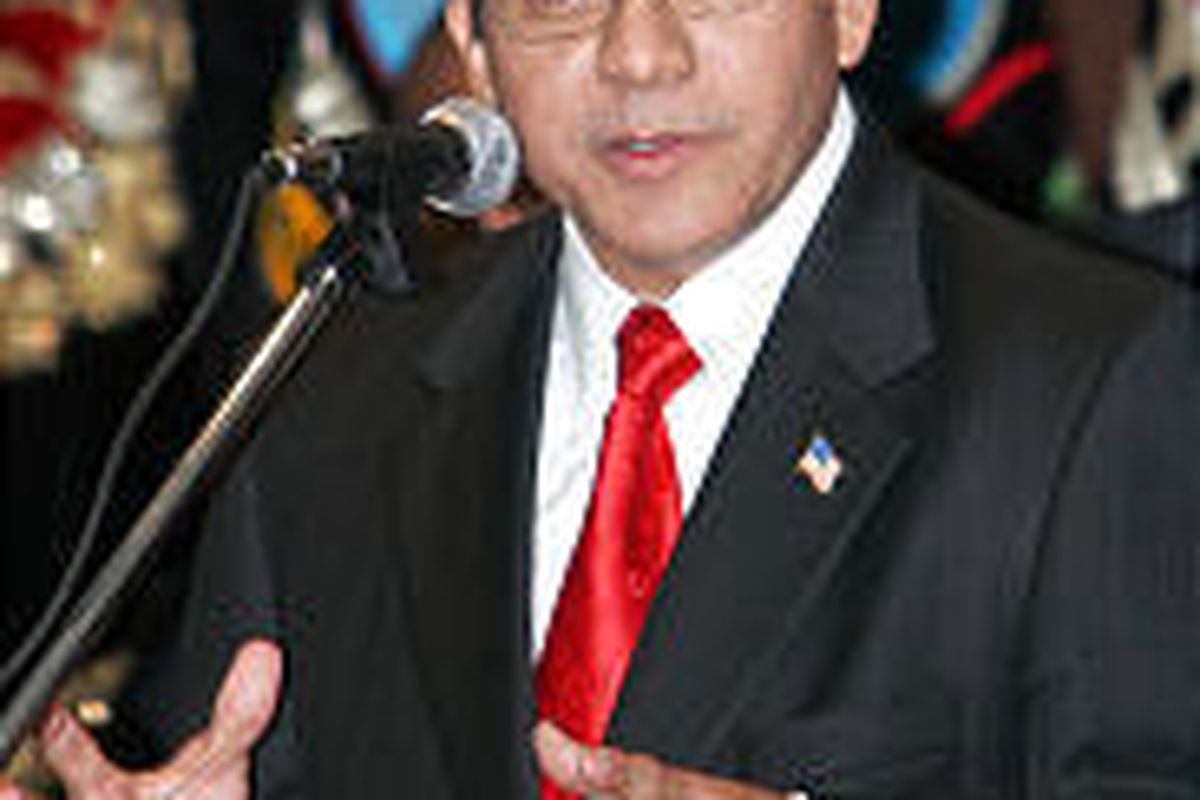 U.S. Attorney General Alberto Gonzales was the recipient of a memo last year that sanctioned the use of some forms of torture.