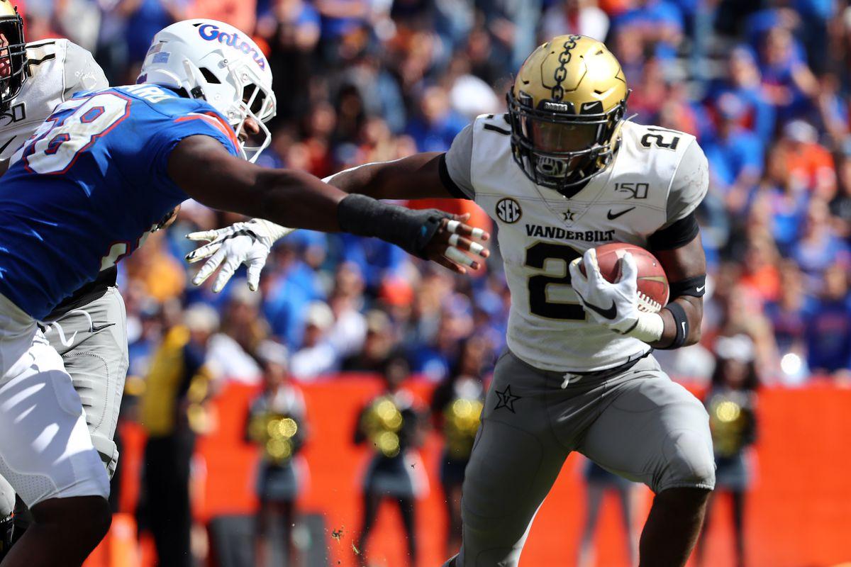 Vanderbilt Gets Shut Out By Florida Anchor Of Gold