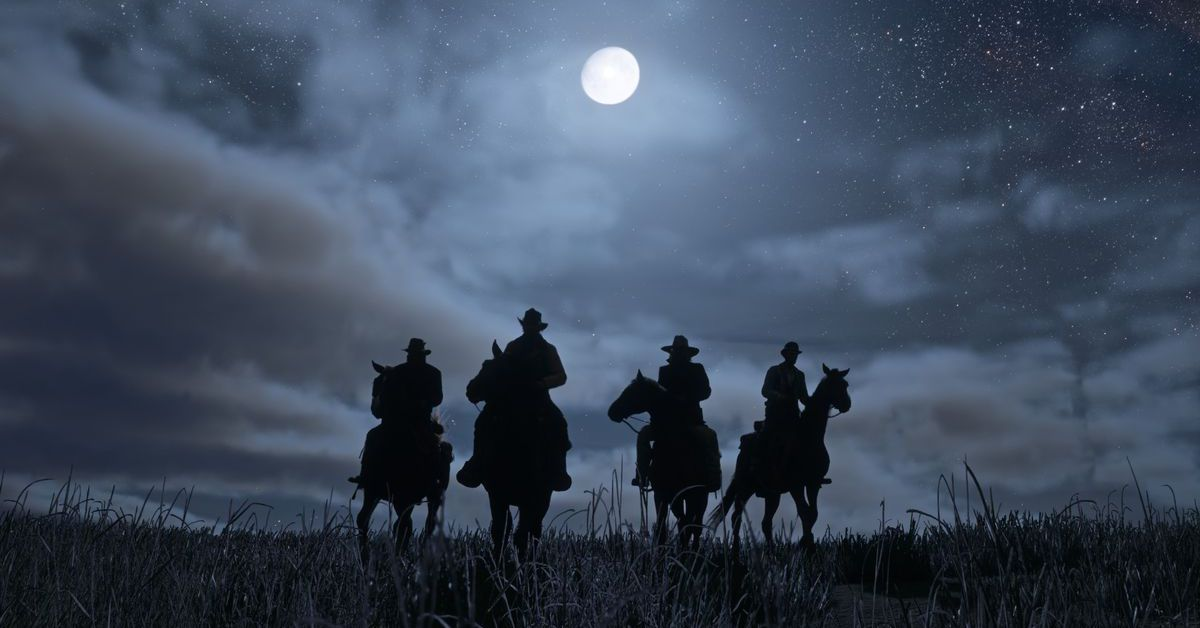 Red Dead Online's next update adds more story, world events, and anti-griefing