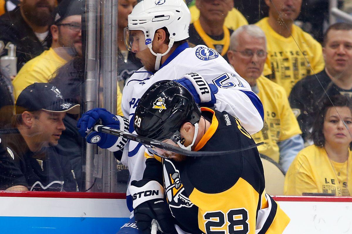Tampa Bay Lightning v Pittsburgh Penguins - Game Five