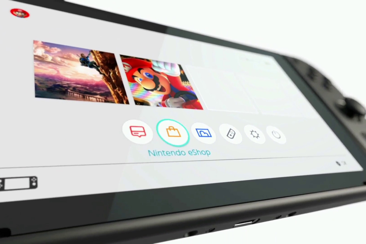 Nintendo Switch Eshop Update Makes It Easier To Buy Games