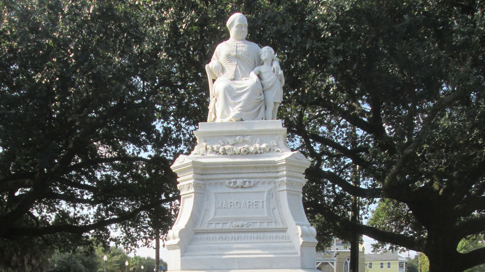 Seven Monuments Honoring Influential Women In New Orleans