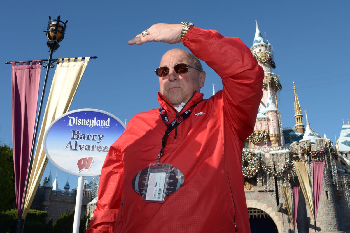 Barry Alvarez could be looking for a new deputy AD before long.