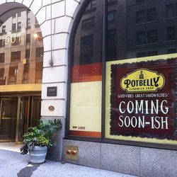 """Potbelly's via <a href=""""http://midtownlunch.com/2011/08/04/potbelly-also-coming-soonish-to-37th-7th/"""" rel=""""nofollow"""">ML</a>"""