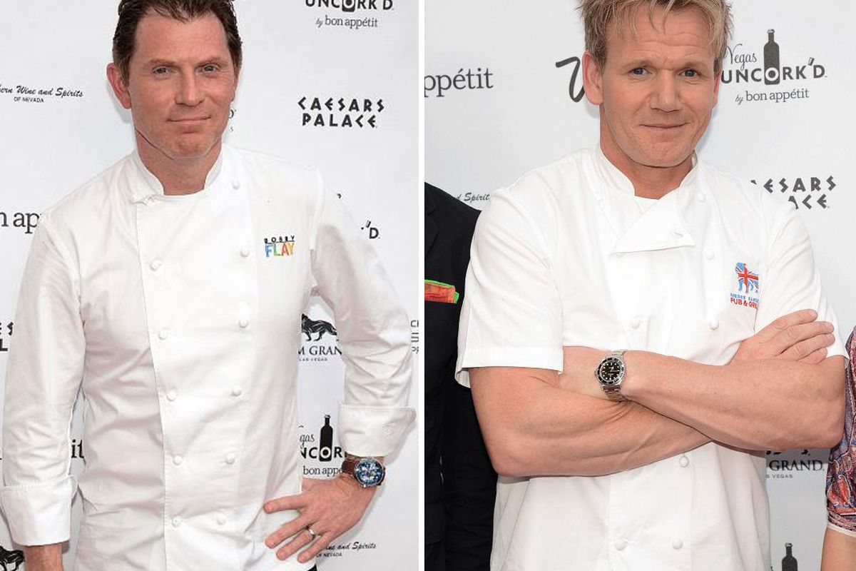 Bobby Flay on Gordon Ramsay and His New Burger Joint - Eater Vegas