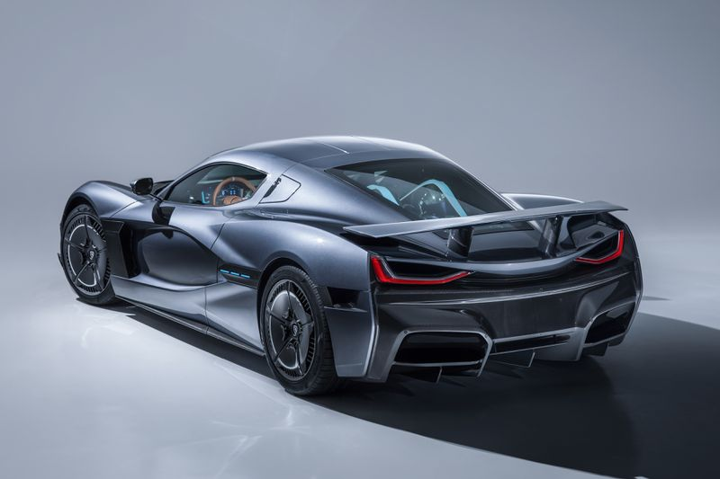 Rimacs New Electric Hypercar Can Go Faster Than It Takes To - Show me the fastest car in the world