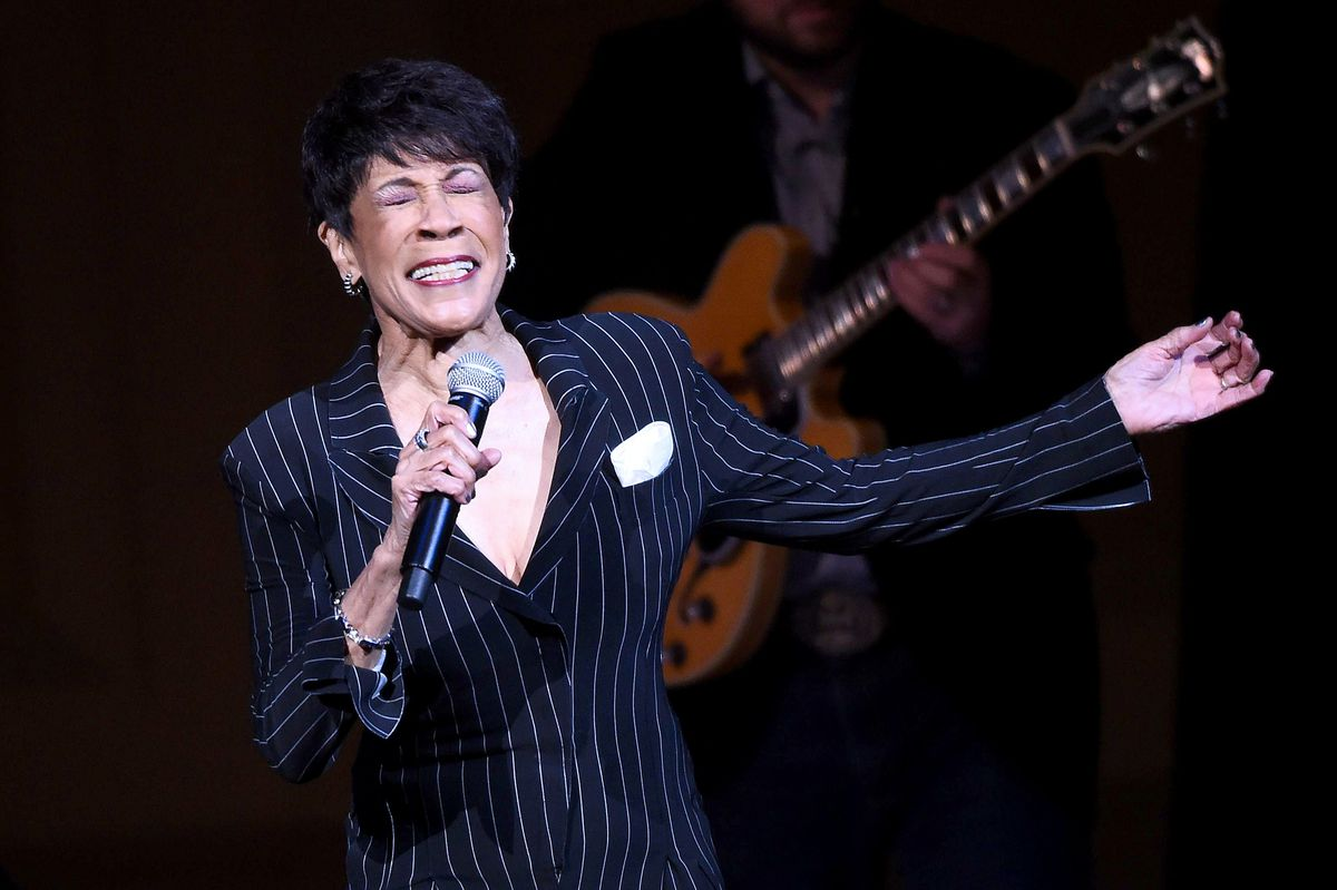 Bettye LaVette performs on stage during the 33nd Annual Tibet House US Benefit Concert & Gala on February 26, 2020 in New York City.