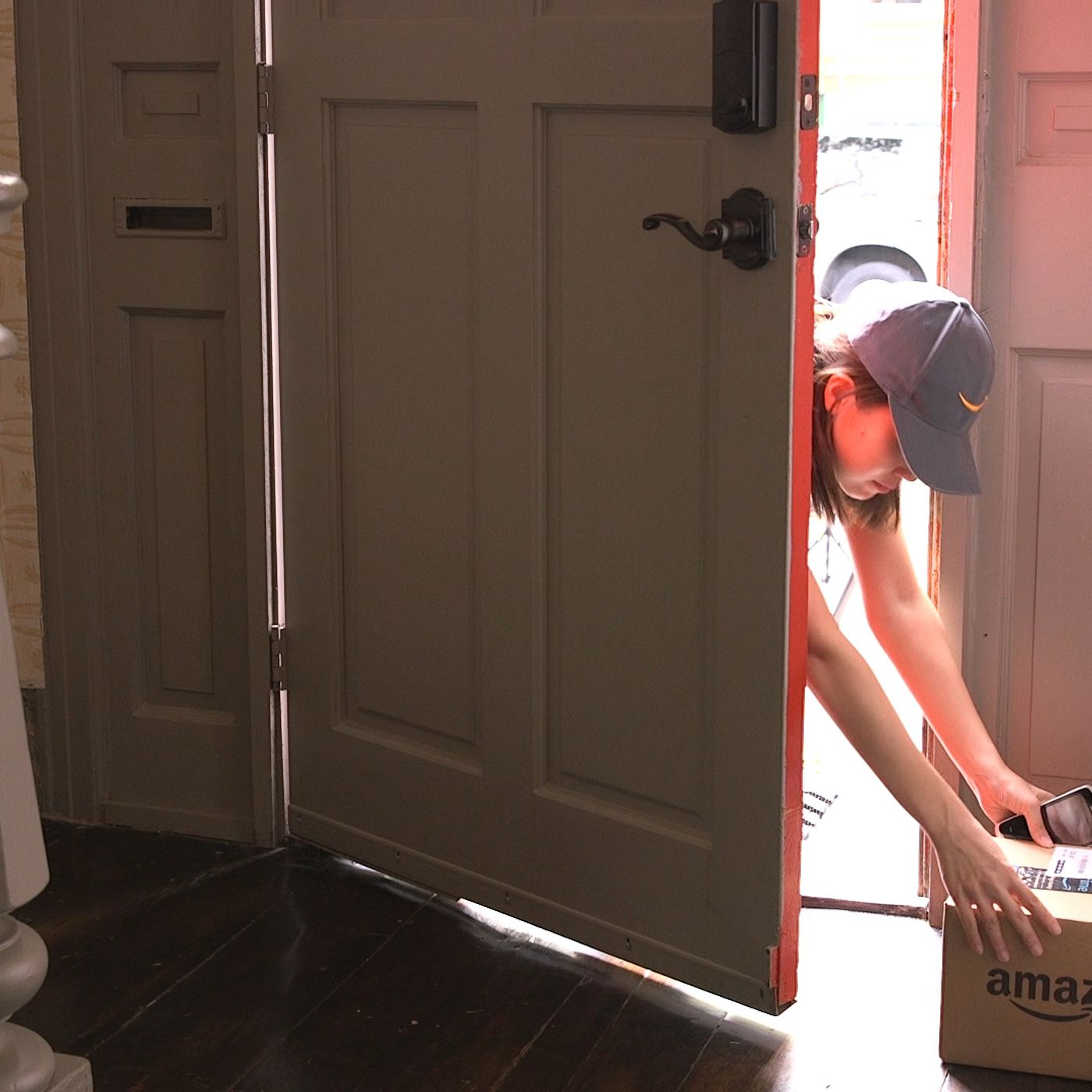 Amazon Key Is A New Service That Lets Couriers Unlock Your Front