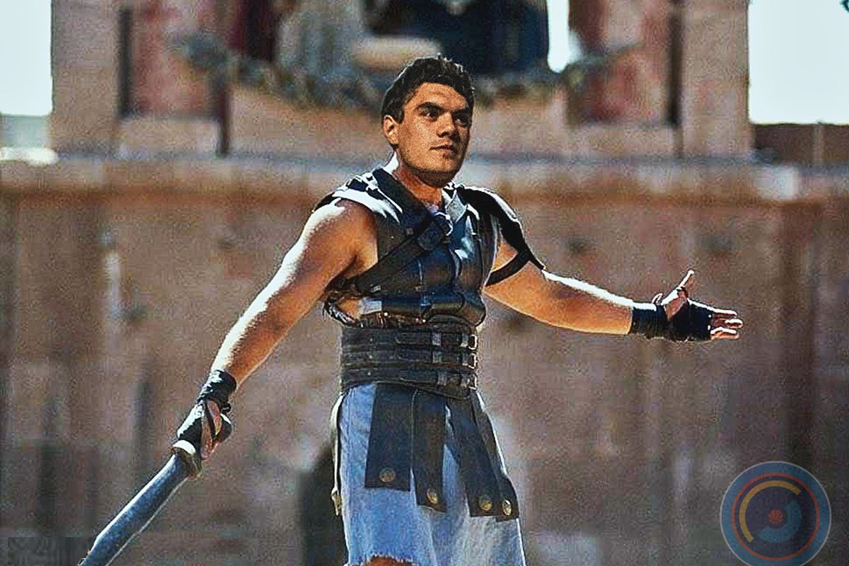 ARE YOU NOT ENTERTAINED????