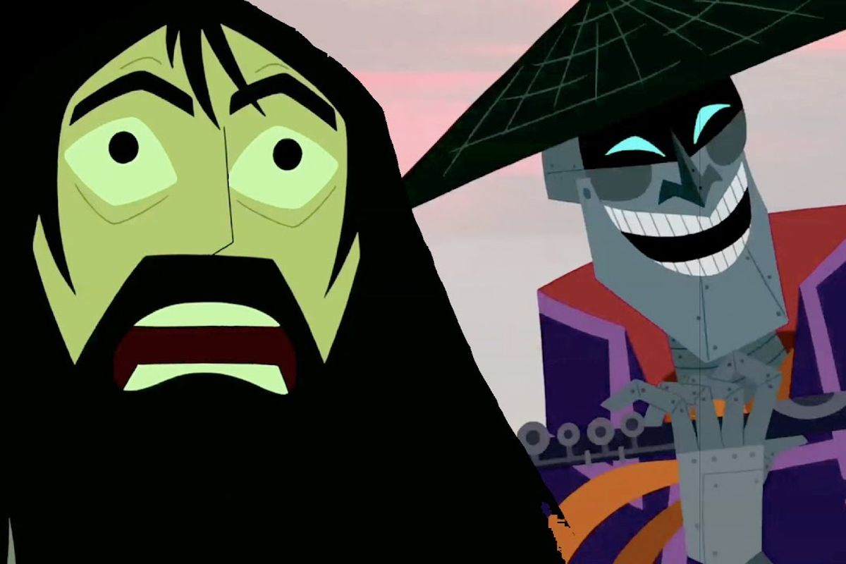 samurai jack has one of its most powerful episodes yet as an old
