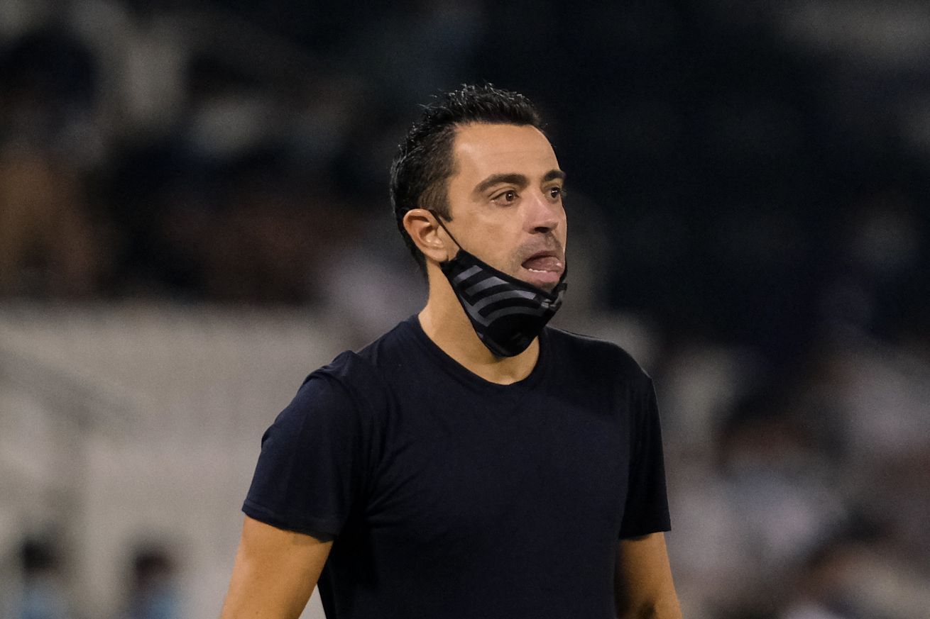 Xavi picks up another trophy with Al Sadd