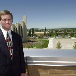 Elder David A. Bednar, now a member of the LDS Church's Quorum of the Twelve, was the first president of BYU-Idaho.