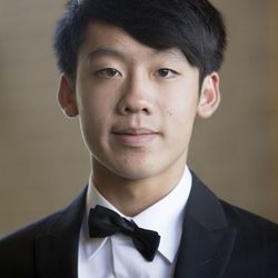 Pianist Alexander Cheng has been selected to perform in this year's Salute to Youth concert.