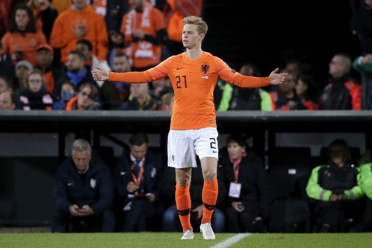 Holland v Northern Ireland -EURO Qualifier