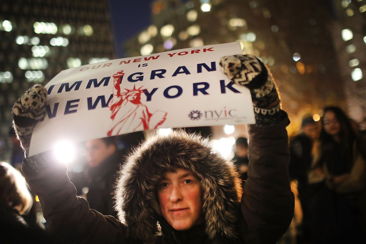 Photo credit: Spencer Platt/Getty Images