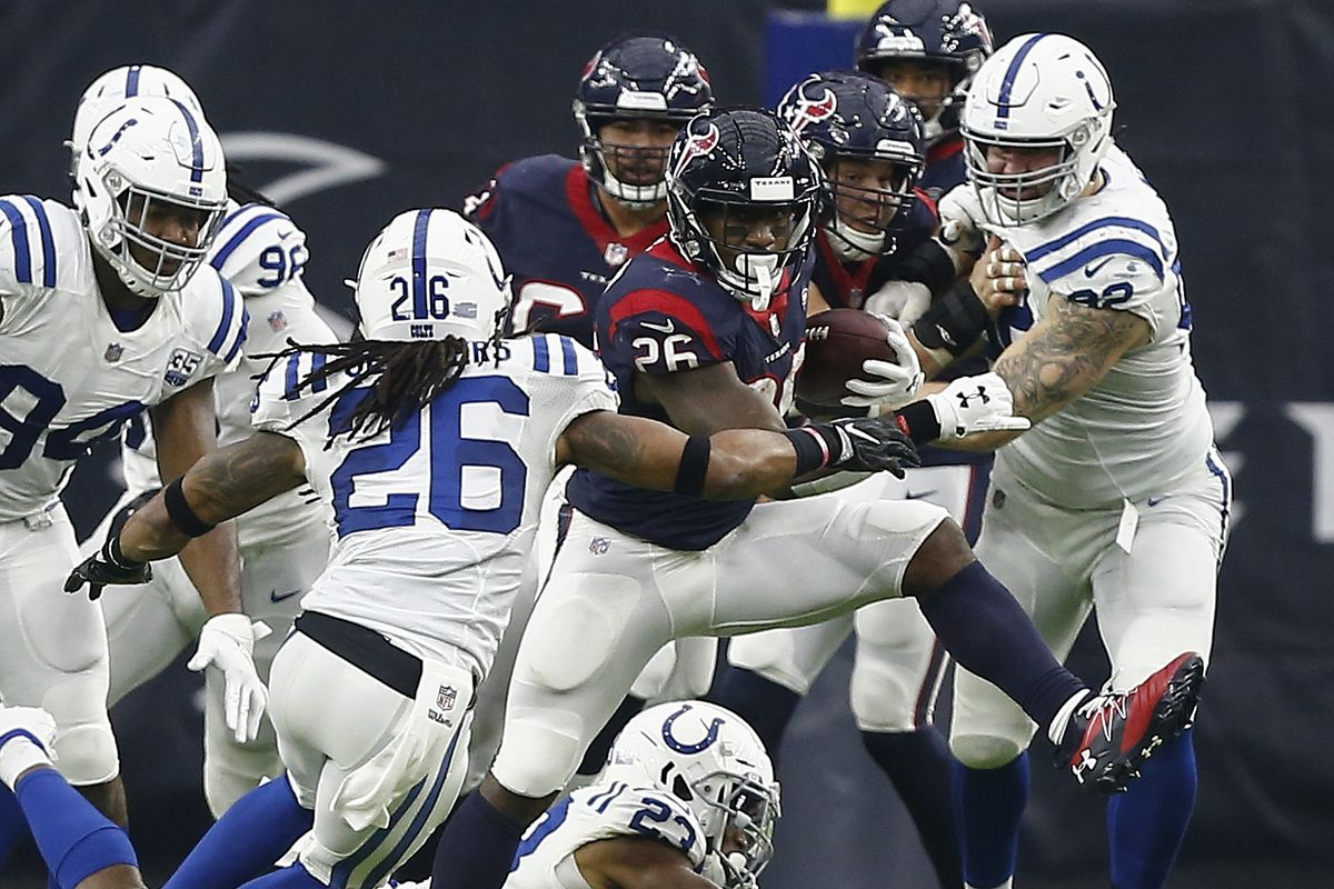 2019 Nfl Wild Card Saturday Tune In For Colts Texans And