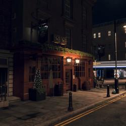 The Golden Rivet (Westminster) drink location