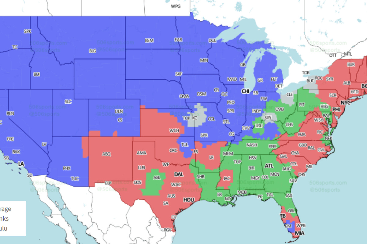Nfl Maps on