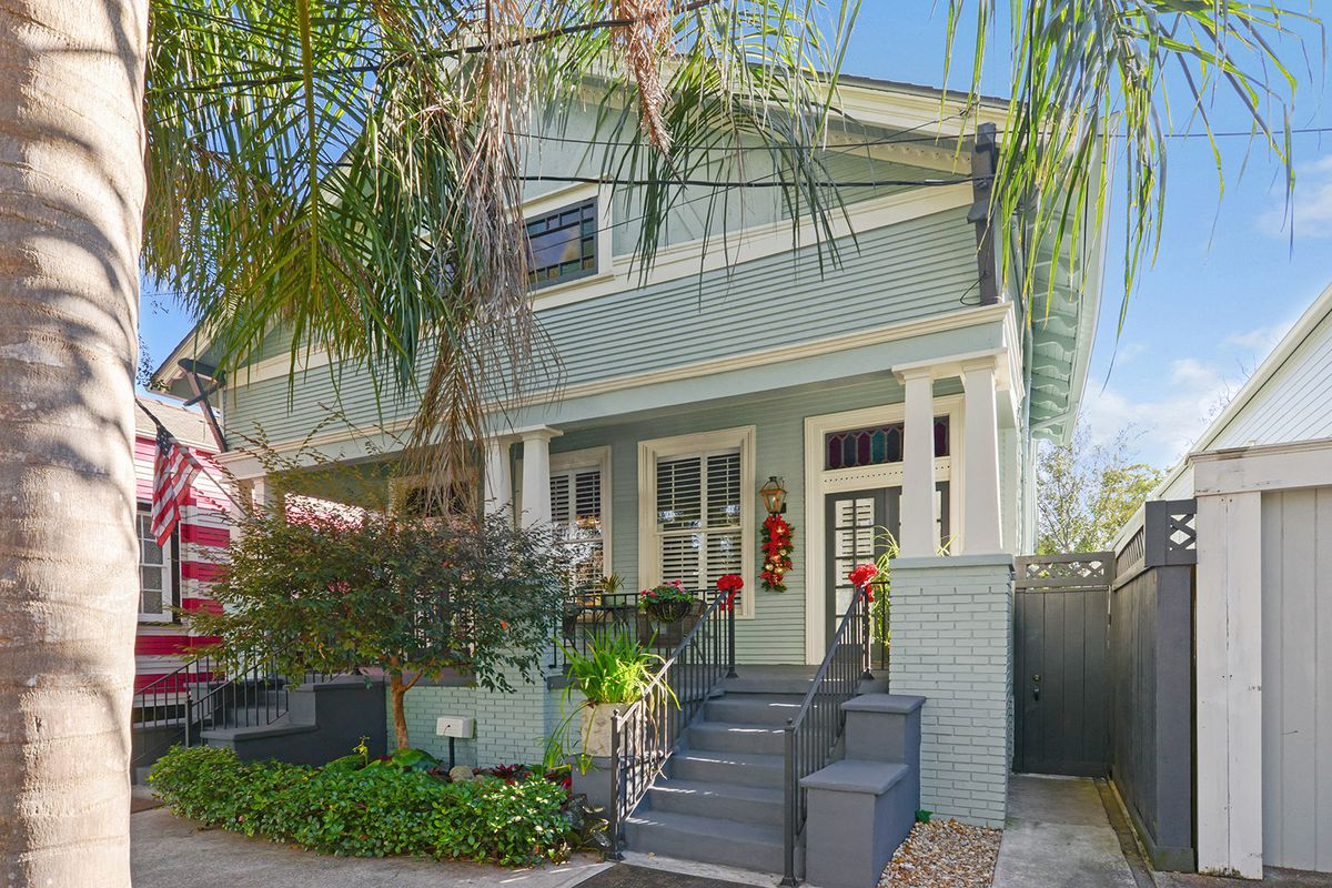 Renovated Marigny Home With Pool Seeks New Owner For 783k